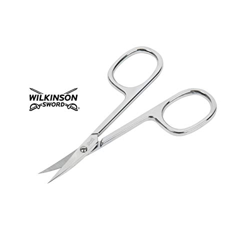 Wilkinson Sword Maniküre Schere Hautschere in Chrom, 1 St