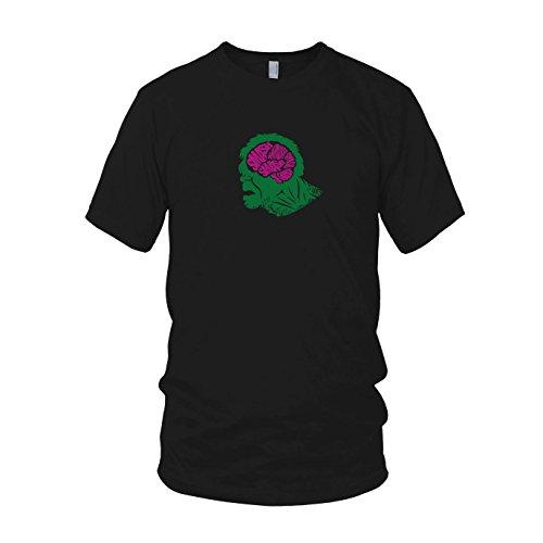Bruce Kostüm Banner (Smash - Herren T-Shirt, Größe: XL, Farbe:)