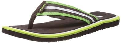 Fila Men Discover Brown Flip Flops and House Slippers -10 UK/India (44 EU)