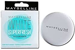 Maybelline New York White Super Fresh Compact Marble (8g)