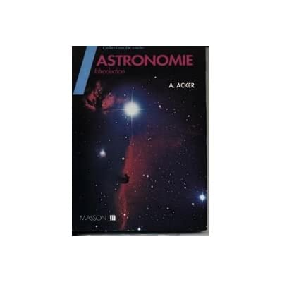 Astronomie : Introduction