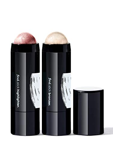 FIND - Cheek Sculptor Duo Iluminador barra n.1 + Colorete