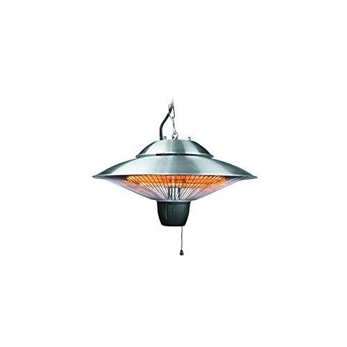Lacor 69420Lampe/Elektroheizung, 1500W, 42cm