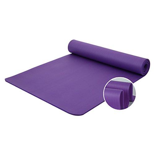 ZENUTA Esterilla de Yoga Gruesa y Suave