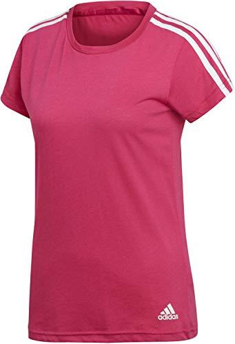 adidas Women's Essentials 3-Stripes Slim T-Shirt