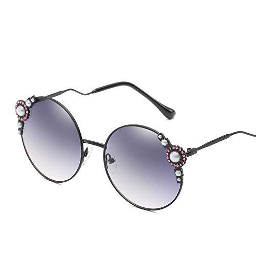 GRAZJ Super Fashion Polarized Wayfarer Sonnenbrillen für Männer und Frauen Classic übergroßen Aviator UV400 Schutzlegierung Rahmen (Ausgabe : Style A)