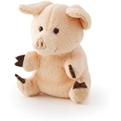 Trudi - Marioneta de peluche de dedo cerdo (29894)