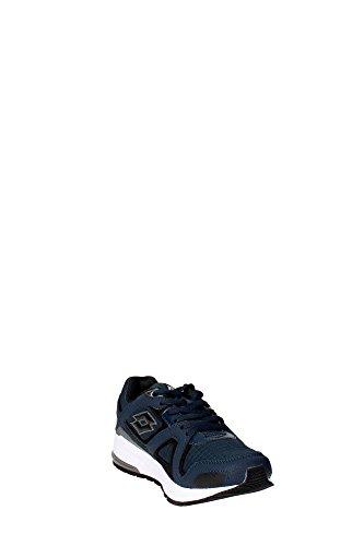 Lotto R9011 Scarpa ginnica Uomo Blu