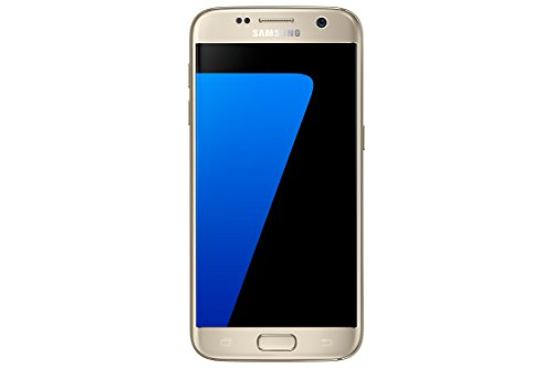 "Samsung Galaxy S7 SM-G930F Single SIM 4G 32GB Gold - Smartphones (12.9 cm (5.1""), 32 GB, 12 MP, Android, 6, Gold)"