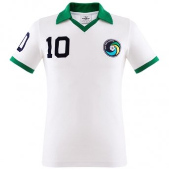 New York Cosmos 1977 Pele Vintage Soccer Jersey - size XL 637d846ea