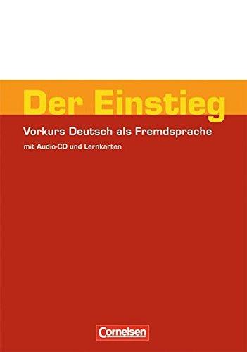 Der Einstieg: Vorkurs Deutsch als Fremdsprache (Studio d)