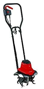Einhell  Motobineuse électrique  GC-RT 7530 (750 W, Largeur de travail 30 cm, Profondeur de travail 20 cm, 4 fraises puissantes de à 22 cm, Guidon ergonomique et pliable)