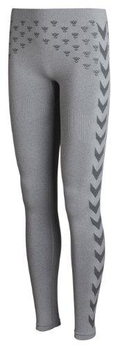Hummel Damen Leggings Cloe, Medium Melange, XS, 11-180-2800