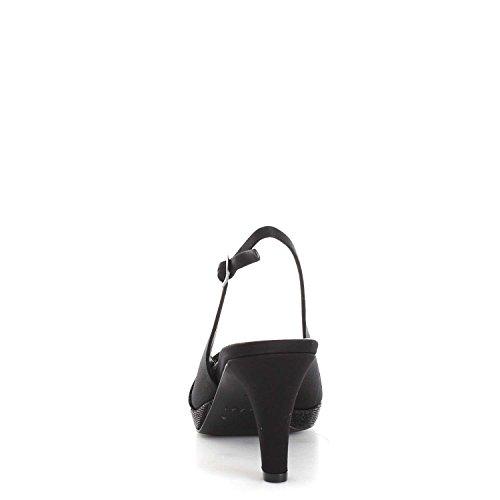 Melluso J405S Sandales Femme Black