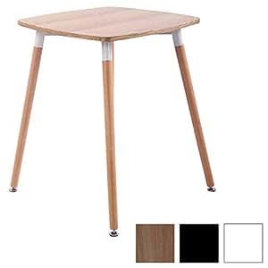 Clp Tavolo Quadrato Da Cucina Viborg In Legno Tavolino Da Pranzo