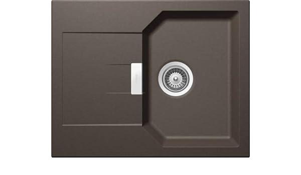 Montage für 40cm Unterschrank Cristalite+ SCHOCK Spüle MANHATTAN D-100XS-A