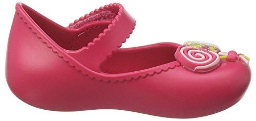 Zaxy Baby Picnic, Ballerines pour bébé se tenant debout bébé fille Rose - Pink (Pink Lollipop)