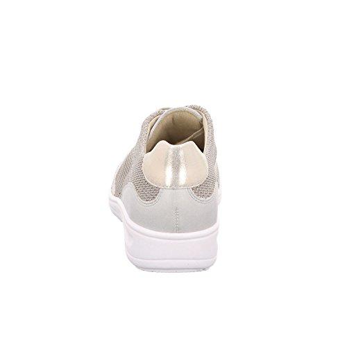 Chaussures Solidus à Taupe Pour Femme Ville Lacets 40237 27017 de qzrwTXzE