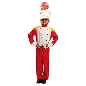 My Other Me Me - Disfraz Soldadito de Plomo infantil, 7-9 años (Viving Costumes MOM02099)