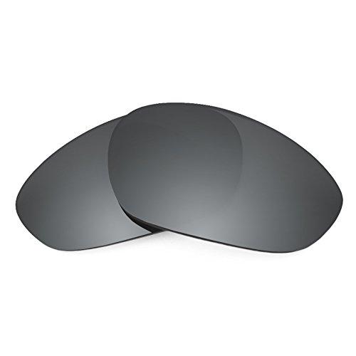 Revant Ersatzlinsen für Oakley Minute 2.0 Schwarz Chrom MirrorShield®