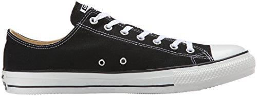 Converse All Star Ox, Sneaker Unisex Adulto Nero