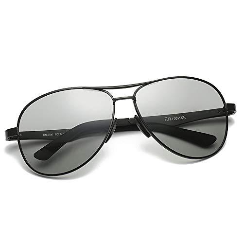 ZXYSSKT Polarisierte Dawa Sonnenbrille Aviator Sonnenbrille Men es Fishing Mirror