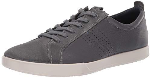 Ecco Herren Collin 2.0 Sneaker, Grau (Magnet 50869), 44 EU