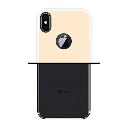 iPhone X Hülle, WoowCase Handyhülle Silikon für [ iPhone X ] Star Satz - I Love You To The Moon And Back Handytasche Handy Cover Case Schutzhülle Flexible TPU - Schwarz Housse Gel iPhone X Transparent D0214