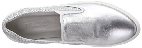 Inuovo 6039, Baskets Basses femme Argent - Silber (SILVER-WHITE-SILVER)