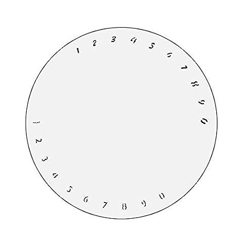 Nail Master Design Rad : Zahlen