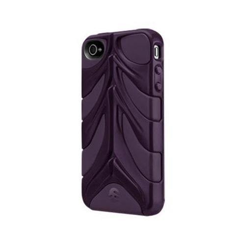SwitchEasy Capsule Rebel Schutzhülle Lila für Apple iPhone 4/4S Purple
