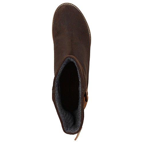 Napapijri0575400 - Stivali Donna Marrone (marrone scuro)