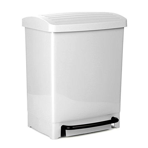 tatay-pedal-basurero-optimist-de-plastico-blanco-weiss-33-x-30-x-445-30-litros