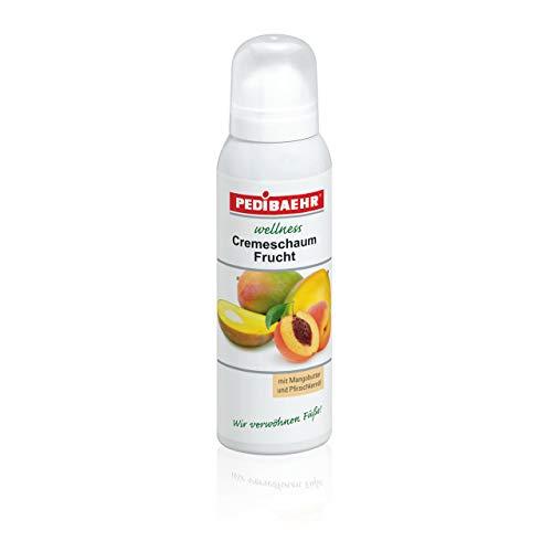 Wellness Cremeschaum Frucht PediBaehr, 125 ml