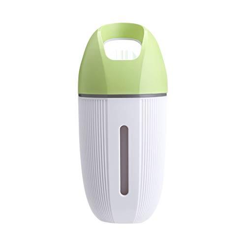 Dtuta Luftbefeuchter Wick,Wasserbefeuchter,Kaltvernebler ,Wohnraumbefeuchter,Laterne USB Feuchtigkeitsspendend, Sicher, Hygienisch, Kompakt Und Leicht Zu Transportieren, Vernebler -