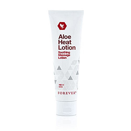 Aloe Heat Lotion -- Original 118 ml - Luxus Nachricht Lotion