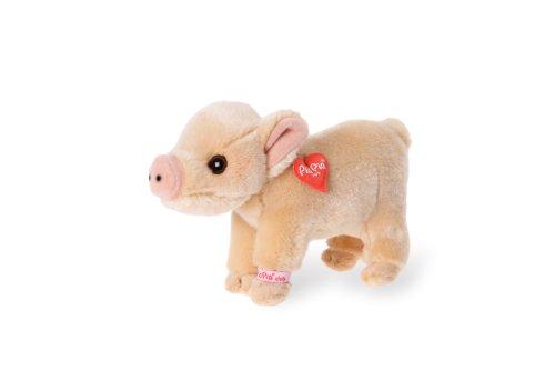 Pia Pia Club 17154 17 cm Bauer Farm Animals Standing Piggy Plush Toy