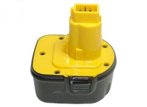 12V, 1500mAh, Ni-Cd, Generic batteria per DEWALT