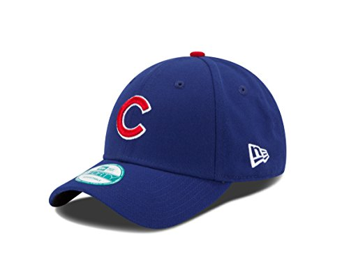 Chicago Cubs New Era 9Forty Pinch Hitter Home Adjustable Hat Chapeau