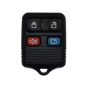 2003-2010 FORD EXPEDITION 4 Button Remote Keyless Entry Key Fob