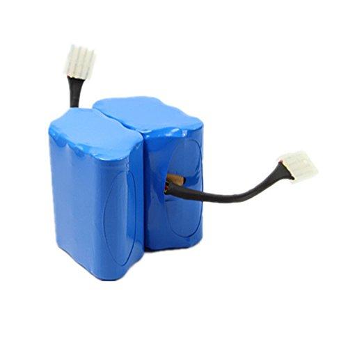 Preisvergleich Produktbild 7XINbox Set of 2 7.2V 5200mAh Li-ion Ersatz Akku Batterie für Neato XV-11 XV-12 XV-13 XV-14 XV-15 XV-21 XV-25 XV-PRO 945-0005 205-0001 945-0006 945-0024