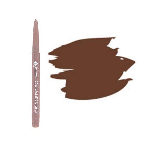 (6 Pack) Jordana Quickliner Lip Pencil - Hot Cocoa