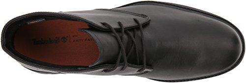 Timberland Herren Stormbucks Chukka Boots Schwarz (Black Smooth)