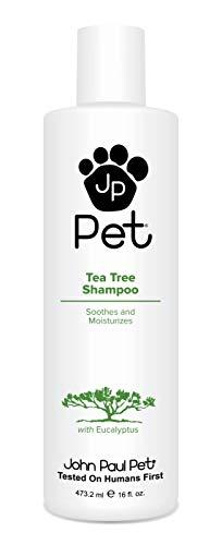 John Paul Pet JPS5484 Tea Tree Shampoo Krallenpflege (Mitchell Für Paul Hunde)