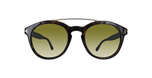 Tom Ford Herren Ft0515-52N-Grün Sonnenbrille, Grün, 53