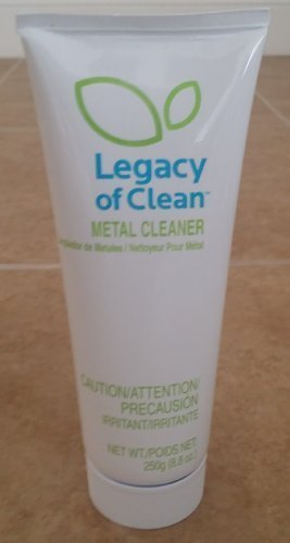 Amway Metal Cleaner – Legacy of Clean L.O.C. – 250 g (8.8 oz) – KEEP YOUR FAVORITE Cookware Looking New, No Matter How Long You've Had It. By Amway
