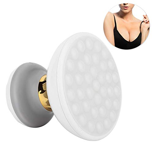 Greeflu Elektrisches Brust-Massagegerät, Hand-Vibrations-Brustvergrößerung vergrößern Massage-Gerät auch für Bein, Rücken, Armmassage
