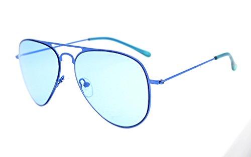 Eyekepper bambini teenager di età 8-16 occhiali da sole ragazze Blue Lens