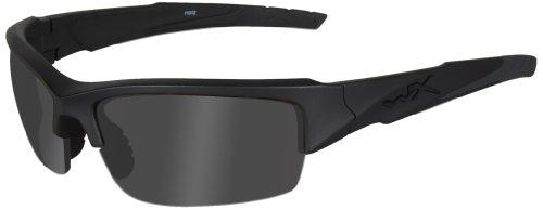 Preisvergleich Produktbild Wiley X Schutzbrille WX Valor Im Set mit 2 Gläsern,  Matt Schwarz,  S / L,  CHVAL07