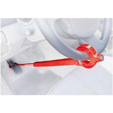 blokauto–Antirrobo Volante–Pedal